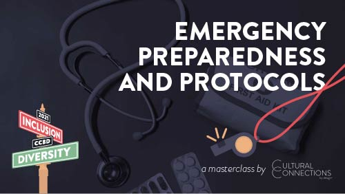 Banner for Emergency Preparedness and Protocols
