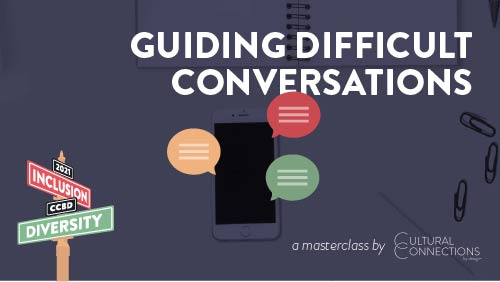 Banner for Guiding Difficult Conversations